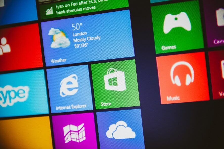 apps for Windows 10