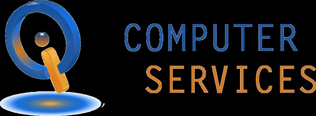 IQ Computer Services Logo